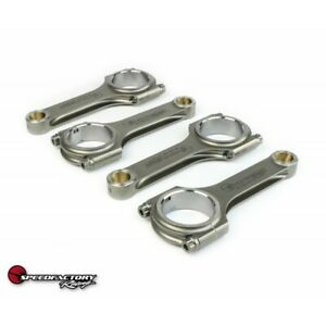 Speedfactory Forged Steel H Beam Connecting Rods For Honda Acura D16 zc