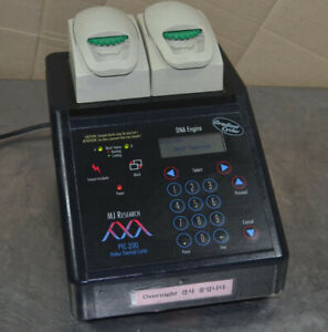 Mj Research Ptc 200 Peltier Thermal Cycler a02