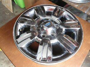 09 10 11 12 18 Ford F150 Oem Factory Chrome Alloy Wheel Rim With Cap