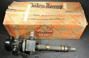 1958 1959 1960 1961 Corvette Fuel Injection 1110914 Distributor Nos In Orig Box