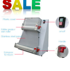 370w Automatic Pizza Dough Roller Sheeter Machine pizza Making Machine Household