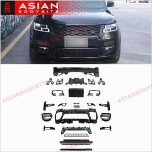 Body Kit For Range Rover Vogue L405 2018 Svo Bumper Muffler Tips