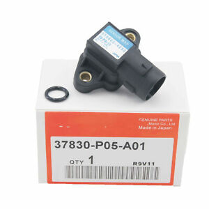Performance Pressure Map Sensor 37830 P05 A01 For Honda Civic Accord Crv Odyssey