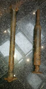 Mercedes 190 Sl Drive Shaft W121 Oem Original Used For Reconditioning 1955 1962