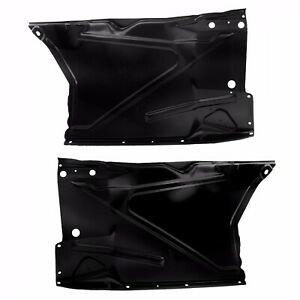 1955 1956 1957 Chevy Gmc Pu Pickup Truck Front Inner Fender Right