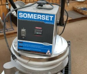 Somerset Sdp 747d Dough Press Never Used
