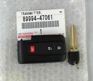 New Oem Toyota 2004 2009 Prius Smart Entry Key And Remote With Smart Entry