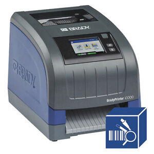 Brady 150640 Desktop Label Printer 5 Yr Warranty