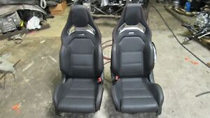 Mercedes Benz Front Amg Performance Seats For C Class W205 C43 Amg Seat Interior