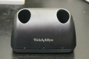 Welch Allyn 71140 Universal Desk Charger For Lithium Ion And Nicad Handles Oph