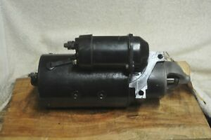 Delco Remy Starter Motor 1998442 New