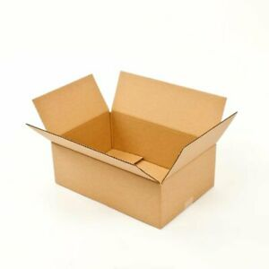 25 18x12x6 Cardboard Shipping Boxes Cartons Packing Moving Mailing Storage Box