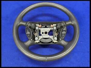 2003 2004 Ford Mustang Cobra Svt Termi Double Wrapped Leather Steering Wheel