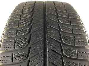 P215 55r16 Michelin X Ice Xi3 Used 215 55 16 97 H 6 32nds