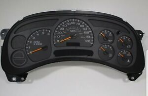04 2004 Chevy Silverado 1500 Replacement Cluster