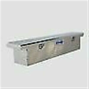 Better Built 73010284 Crown 70 Uncoated Aluminum Crossover Truck Tool Box