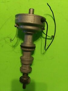 67 Ford Shelby 500 Fe Dual Point Distributor C5af 12127 e