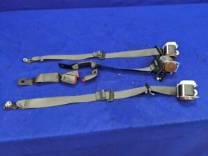 2009 2014 Ford F150 Pickup Truck Extended Super Cab Rear Seat Belts Set Buckels