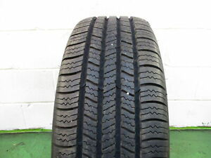 Set Of 2 Used P215 55r16 93 H 8 32nds Goodyear Viva 3 All season