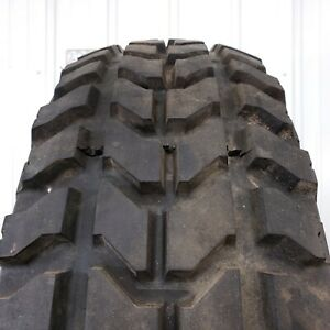 Goodyear Wrangler Mt 37x12 5r16 5 Military Humvee 4x4 Take Off Tires 98 Tread
