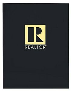 Realtor Logo Branded Real Estate Document Folder 5 Pack