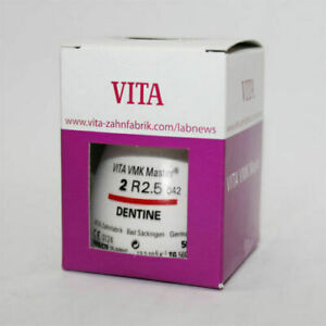 Vita Vmk Master Dental Lab Ceramic 50g Dentine Opaque Enamel All Shades