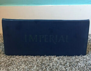 1966 Chrysler Imperial Operating Instructions With Warranty And Vinyl Case