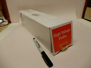 Hv40b High Voltage Probe Lightly Used With Box