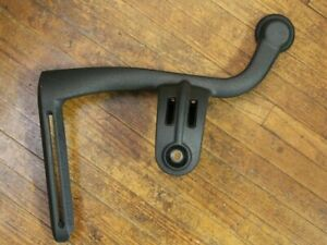 Herman Miller Aeron Chair Left Arm Assembly Graphite Size C Free Shipping