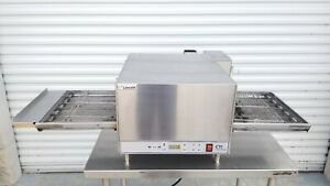 2015 Lincoln Impinger 2501 Electric Conveyor Pizza sub Oven 208 V Phase 1