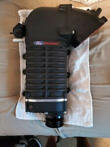 Ford Racing 2 3 Whipple Supercharger Head Unit 11 14 Mustang Gt 5 0 Coyote