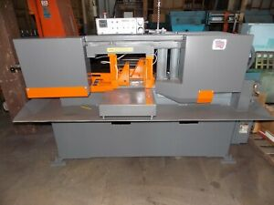 He m H 90a Automatic Band Saw