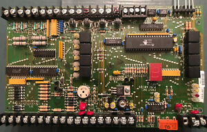 Fire Alarm Edwards Est Lss4 Main Board Only Used Free Shipping