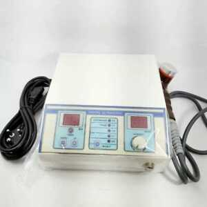 Ultrasound Therapy Equipment Digital 1 Mhz Used In Physiotherapy For Pain Relief
