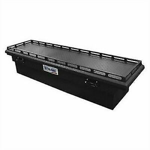 Better Built 79211116 Sec Series Low Profile Single Lid 69 Crossover Tool Box