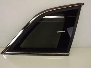 08 10 Saturn Vue Right Rear Quarter Window Glass Privacy Tint 96660069 Chrome