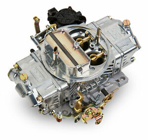 Holley 0 81770 Carburetor 4150 Street Avenger 4 Barrel 770cfm Manual 2x In Slv