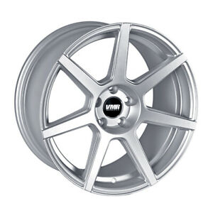 19 Staggered Vmr Wheels V706 19x8 5 Et35 19x9 5 Et25 5x120 72 6mm Bore