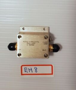 Mini circuits Zkl 1r5 10 1500 Mhz Broadband Amplifier