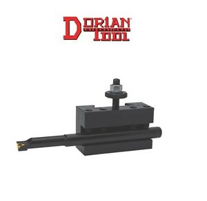 Dorian Quick Change Turning Facing And Boring Tool Post Holder Axa 2 New