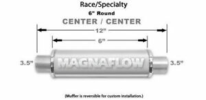Magnaflow Performance Exhaust 14160 Race Series Stainless Steel Muffler