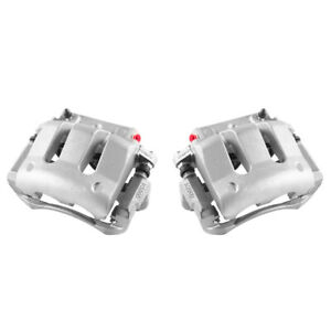 Front Oe Brake Caliper Pair For 2010 2011 2012 2013 2014 Ford Mustang