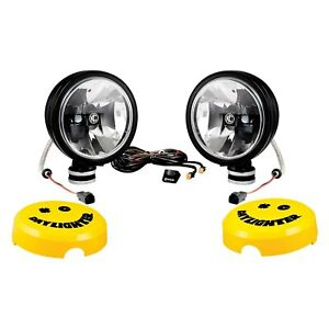 Kc Hilites Daylighter Gravity G6 Led 20w Sae ece Driving Beam pair Pack System