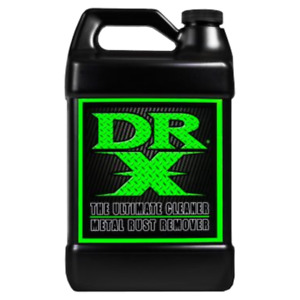 Dr X Metal Rust Remover 1 Gallon Removes Rust In 3 Minutes Made In The Usa