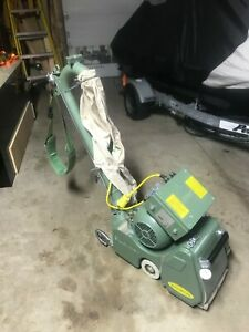 Hummel Lagler 8 Floor Sander Great Condition Used Only Two Times