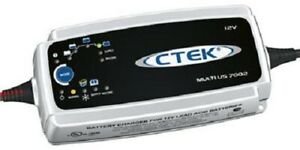 Ctek Battery Charger Multi Us 7002