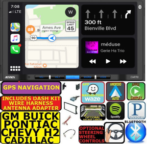 Chevy gmc Gps Navigation System Bluetooth Apple Carplay Android Auto Stereo