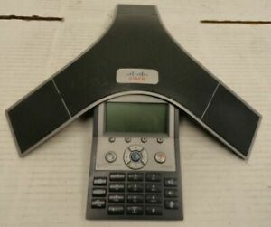 Cisco Cp 7937g Uc Phone Cisco Ip Conference Station Model 7937g