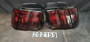 1999 2004 Ford Mustang Gt Cobra Tinted Tail Lights 202159