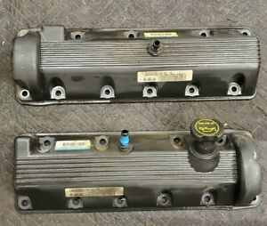Ford 4 6 Romeo Valve Covers Mustang Crown Victoria Tbird Cougar Marquis Town Car